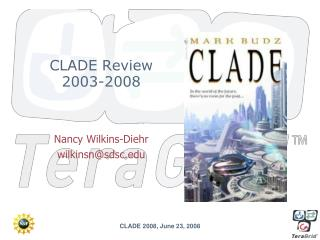 CLADE Review 2003-2008