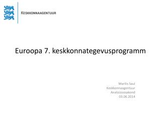 Euroopa 7. keskkonnategevusprogramm