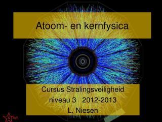 Atoom- en kernfysica