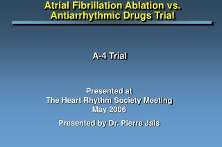 A-4 Trial
