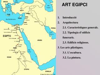 ART EGIPCI