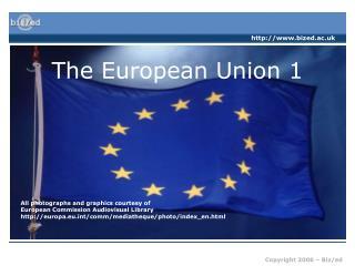 History of the European Union (EU)