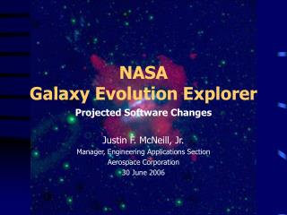 NASA  Galaxy Evolution Explorer