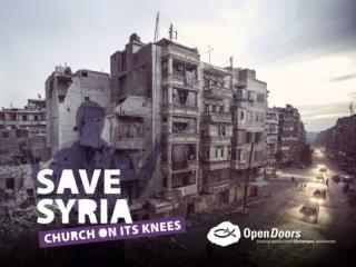 For two thousand years there has been a church in Syria.