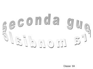 Classe  3A