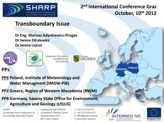 2 nd  International Conference Graz October, 10 th  2012