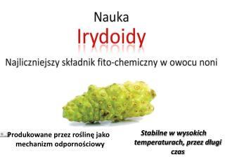 Produkowane przez roślinę jako mechanizm odpornościowy
