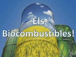 Els Biocombustibles!