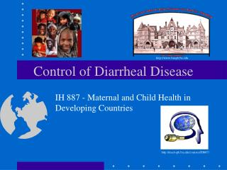 Control of Diarrheal Disease