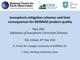 Ionospheric mitigation schemes and their consequences for BIOMASS product quality