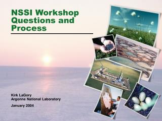NSSI Workshop Questions and Process