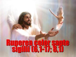 Ruperea celor șapte sigilii (6,1-17; 8,1)