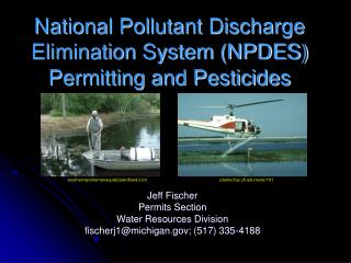 National Pollutant Discharge Elimination System NPDES Permitting and Pesticides