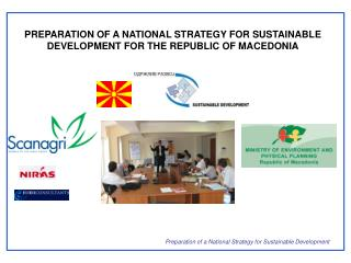 Preparation of a National Strategy for Sustainable Development