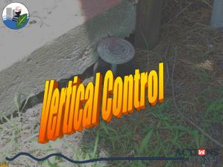 Vertical Control