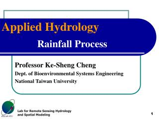 Rainfall Process