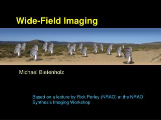 Wide-Field Imaging
