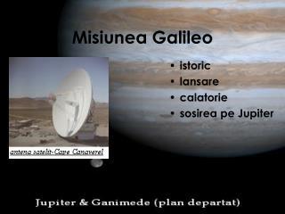 Misiunea Galileo