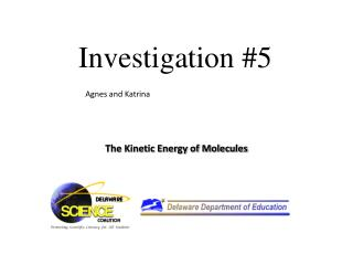 Investigation #5
