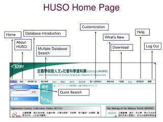 HUSO Home Page