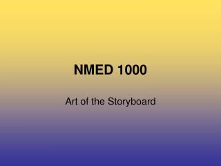 NMED 1000