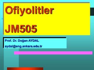 Prof. Dr. Dogan AYDAL   aydaleng.ankara.tr