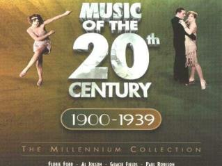 Music of the 20 th  Century