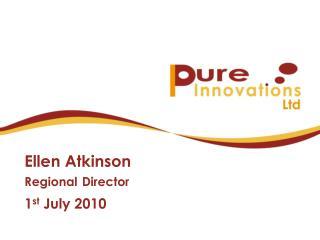 Ellen Atkinson Regional Director