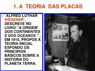 1. A  TEORIA  DAS PLACAS