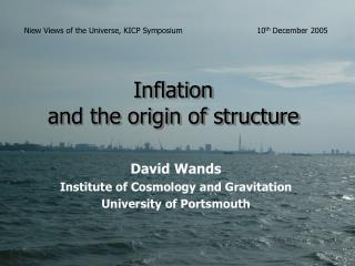 Inflation  and the origin of structure