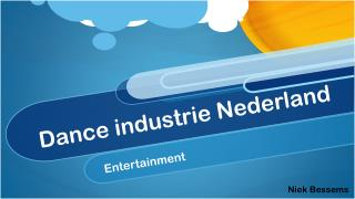 Dance industrie Nederland
