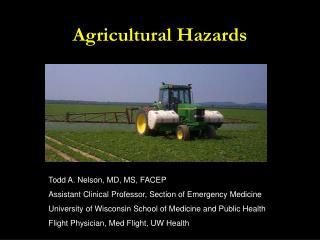 Agricultural Hazards