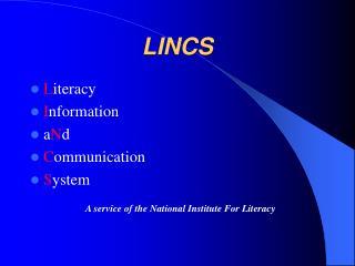 LINCS