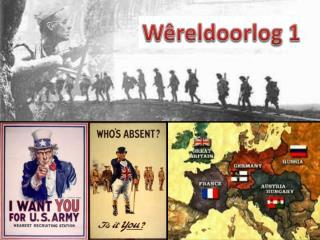 W�reldoorlog  1