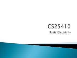 CS25410