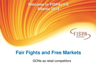 Fair Fights and Free Markets