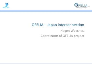 OFELIA – Japan  interconnection