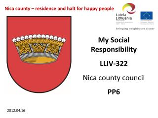 Nica county – residence and halt for happy people