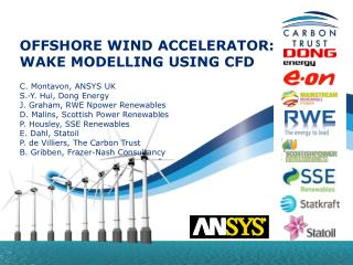 OFFSHORE WIND ACCELERATOR: WAKE MODELLING USING CFD