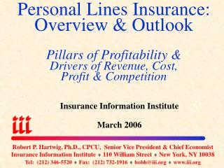 Insurance Information Institute March 2006
