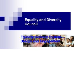 Equality and Diversity Council