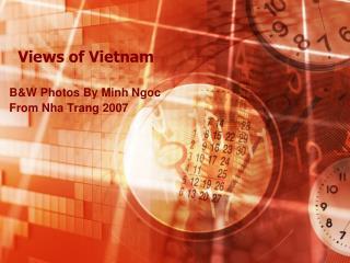 Views of Vietnam