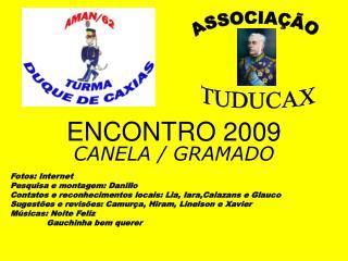 ENCONTRO 2009