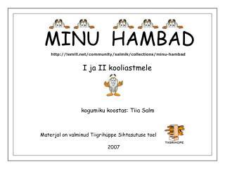 MINU  HAMBAD