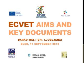 ECVET aims and key documents