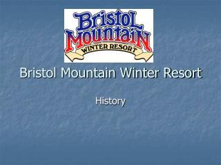 Bristol Mountain Winter Resort