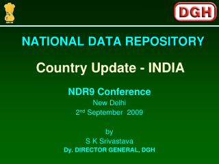 NATIONAL DATA REPOSITORY