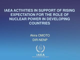 Akira OMOTO DIR-NENP
