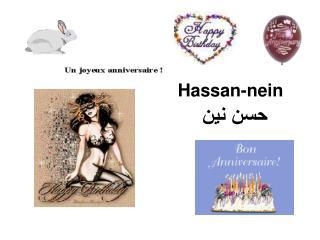 Hassan-nein