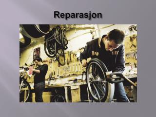 Reparasjon